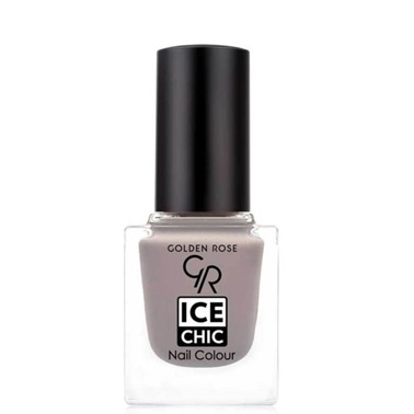 Golden Rose Ice Chic Nail Colour 58 10.5ml Gri